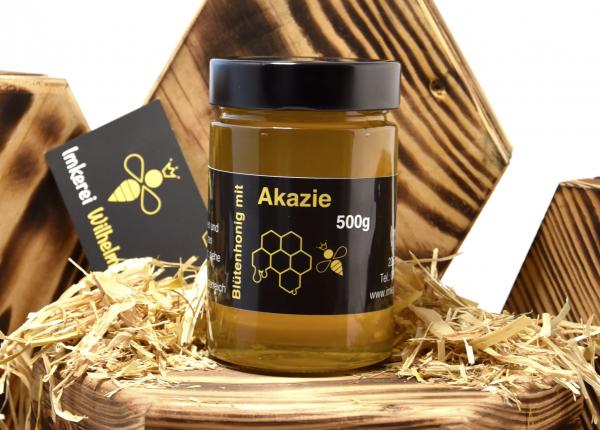 Blütenhonig mit Akazie 500g