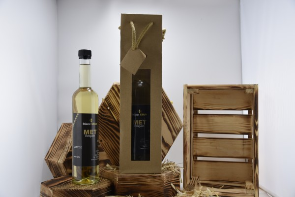 MET - Honigwein Lieblich 500ml als Geschenk