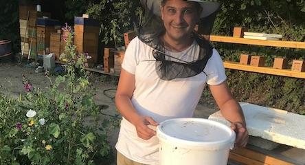 Bienenfutter selber machen - Schritt für Schritt